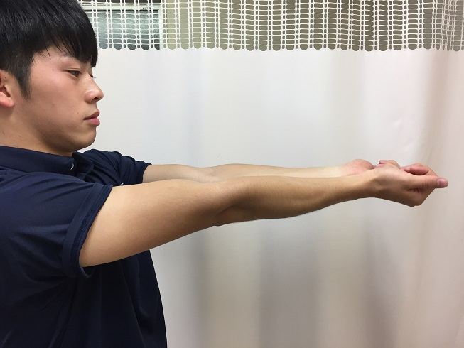 Thrower's elbow 8
