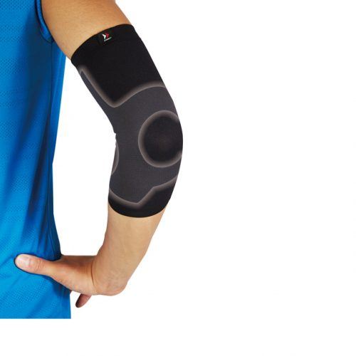 For light compression and protection of the elbow