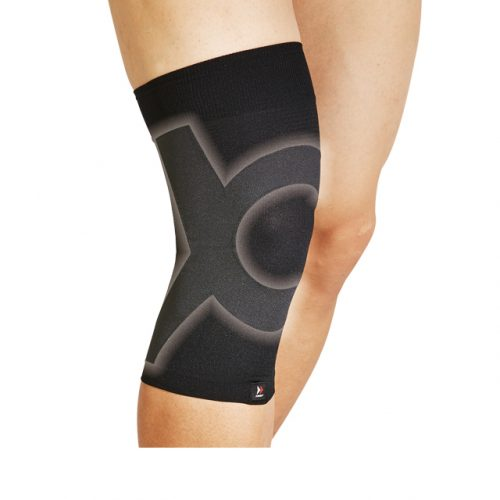 For light compression and protection of the knee