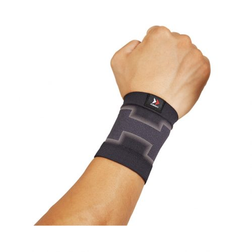 For light compression and protection of the wrist