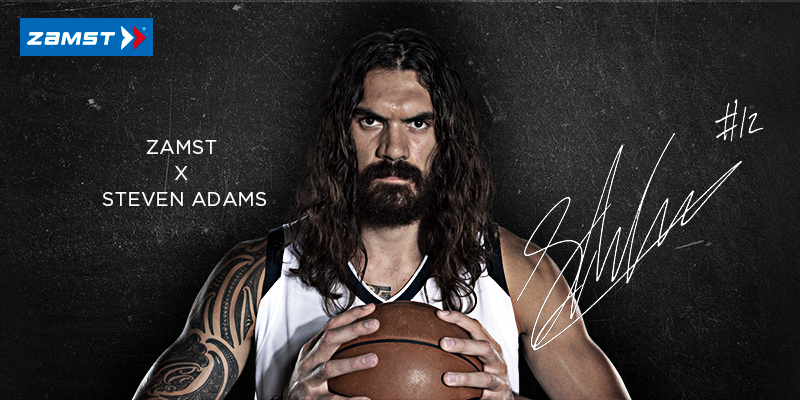 Steven Adams Special Video is Available!