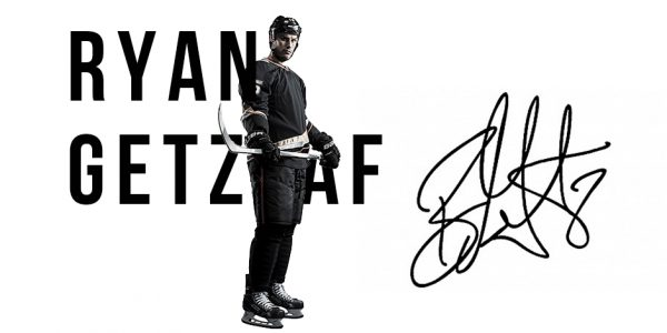 Pro Hockey Star, Ryan Getzlaf Renewed Sponsorship!