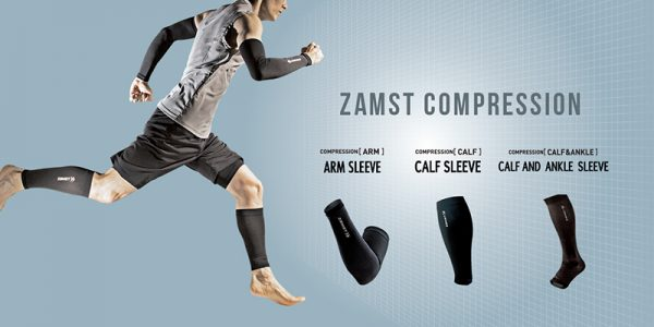 ZAMST Compression series renewal