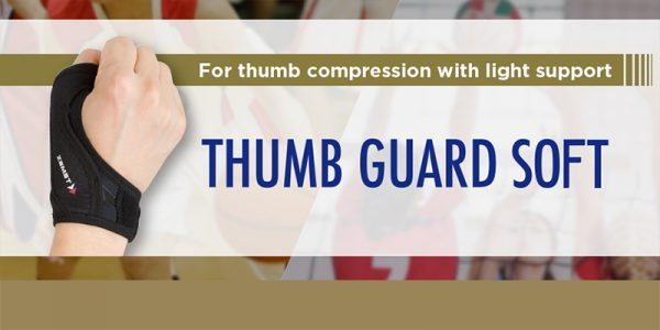 ZAMST Thumb Guard Soft