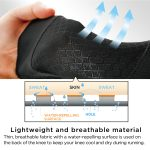 Lightweight and breathable material