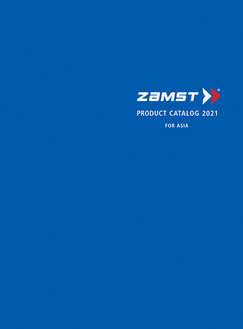 Zamst Product Catalog 2021 (For Asia )