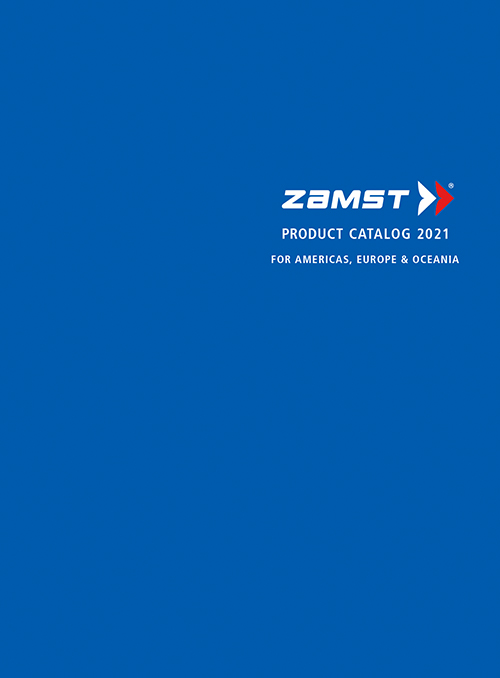 Zamst Product Catalog 2021 (For Americas, Europe & Oceania )